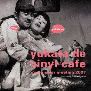Yukata de Vinyl Cafe