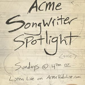 Sam Borgese - Sheridan Hill: 12 Acme Songwriter Spotlight 2017/01/15