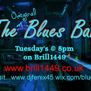 The Blues Bar with Nigel Thorne (broadcast date 7th June 2016)