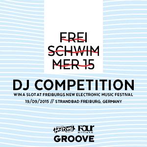 Freischwimmer 15 DJ Competition- Luka Papan