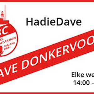 HaDieDave Dave Donkervoort KBC 02.11.2016 14-15 uur