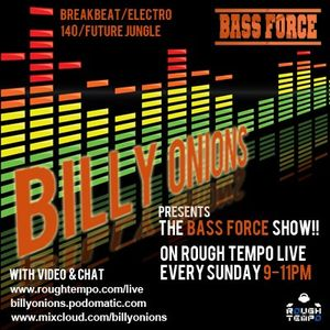 The Bass Force Show on Rough Tempo Live - 28th October 2012
