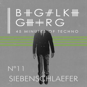 Siebenschlaefer @ 45 Minutes Of Techno Podcast N°11 - 09.03.2014
