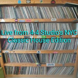 Tommy Bones - Live From 4-4 Studio's NYC - Classic House Edition 6.27.17