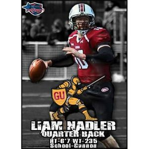 TSL Podcast: 2016 NFL Draft Prospect QB Liam Nadler of Gannon University