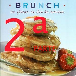 BRUNCH CONDE DUQUE 2ª PARTE 25-11-2012