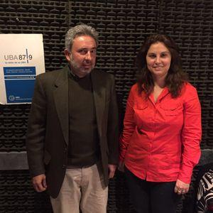 Dr. Gerardo Fillipelli, integrante de la Comisión de Derechos de Autor de la A.A.B.A.