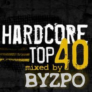 FearFM Hardcore TOP40 June 2012 mixed by BYZPO
