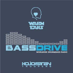 Kojok - Bassdrive guest mix 20 03 2016 on Warm Ears Radio Show