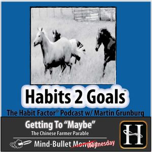 """S02-Mind Bullet Wed 19:  Getting to """"Maybe"""""""
