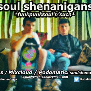 EP 415 ::: Soul Shenanigans ::: 2017 March 30th