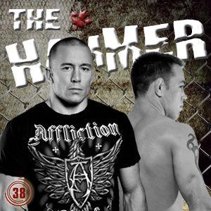 The Hammer MMA Radio - Episode 38