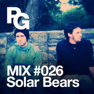 PlayGround Mix 026 - Solar Bears