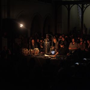 James Holden & Camilo Tirado - Live at Church Of Sound - 23rd October 2016