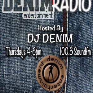 100.3 Sound fm Waterloo - Denim Entertainment Radio, episode 20 with DJ Denim (June 20 / 2013)