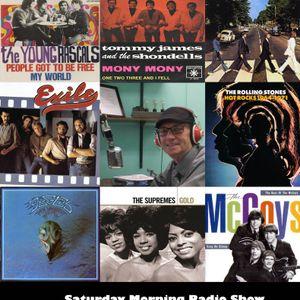 The Saturday Morning Radio Show July 8