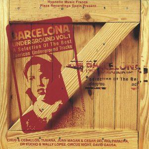 Wally Lopez & Circus Night - Barcelona Underground Vol.1 CD2 BONUS MIX.