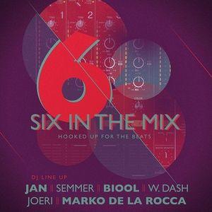 dj Joeri @ Balmoral - Six in the Mix 28-02-2014