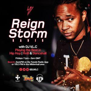 #ReignStormRadio on #ZackFM 28th April 2017