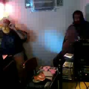 Dj's AzReal1 & Thomas Trickmaster E..Playin Song For Song pt3..Live Session.