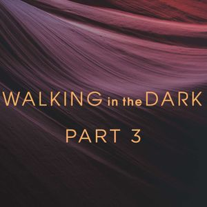 01.22.17 Walking in the Dark :  Jerry Kaping - Hold Fast
