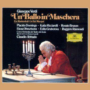 """Opera Sunday - RMF Classic: """"Un ballo in maschera"""" (Domingo, Ricciarelli, Abbado)"""