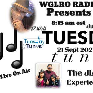 WGLRO Radio Welcomes The JLS Experience - Justin Lee Schultz and Julius Schultz - Tuesday Tunes -
