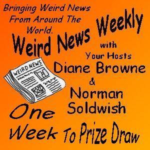 Weird News Weekly June 4 2015