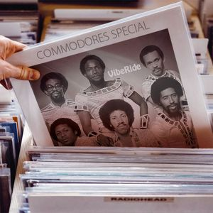 VibeRide: Commodores Special