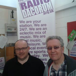 Daria Kulesh's Folk DJ (Radio Dacorum), Sept 29, with Unicorn Magazine editors Simon & Mike - hour 1