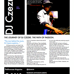 "DJ Czezre ""Poetry In Motion"" Part II"