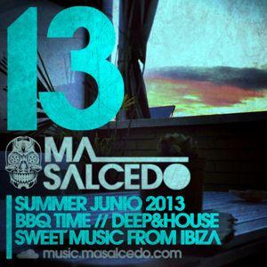 13 - Julio 2013 Deep + House BBQ ma_Salcedo