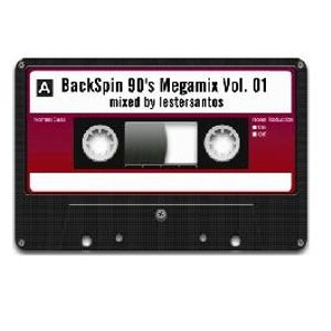 Back Spin - 90's Megamix Vol. 01 [lestersantos]