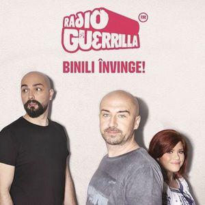 Guerrilla de Dimineata - Podcast - Vineri - 14.07.2017 - Radio Guerrilla - Dobro, Gilda, Matei