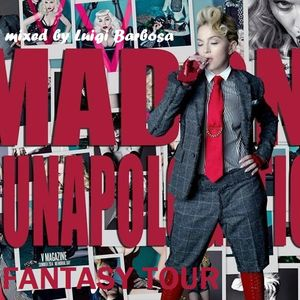 The Spirit Within Section - Madonna - The Unapologetic Fantasy Tour (mixed by Luigi Barbosa)