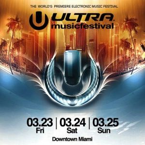 Joris Voorn - Live @ UMF  Ultra Music Festival, Miami 2012