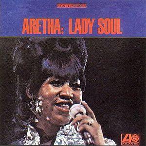 Aretha Franklin - LP Lady Soul