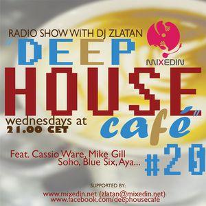 Deep House Café #20