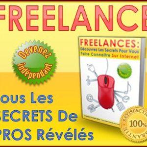 Devenir Freelance internet guide à télécharger