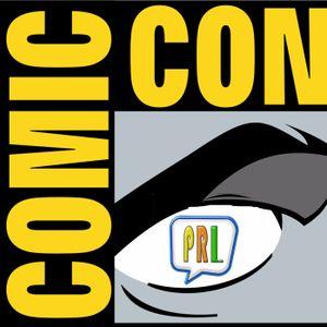 PRL 38: Post Comic Con Quickie