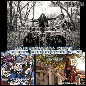 EP 113: Joey Jordison