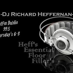 DJ Richard Heffernan Live On HeatFM Dublin 25/06/15