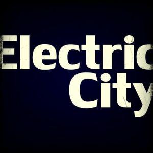 Ricky Tsang  & Tak Ki - Electric City #002 (On Only Electro)