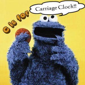 Carriage Clock 70!! Listen again to 24 Aug show...