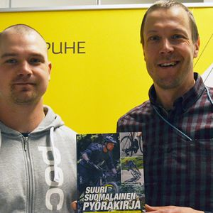 Vieraana Jukka Mäennenä