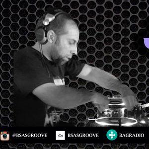 BSAS GROOVE GUEST DJ - Episodio 54 - JAM-ON - 20122016