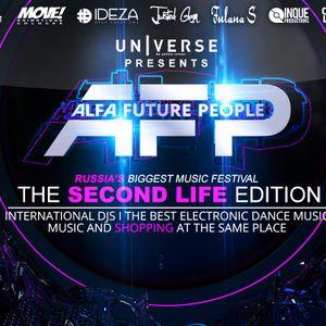 Alfa Future People SL Edit