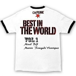 BEST IN THE WORLD VOL 2 MIxed By Marvin 'Renegade' Henriques