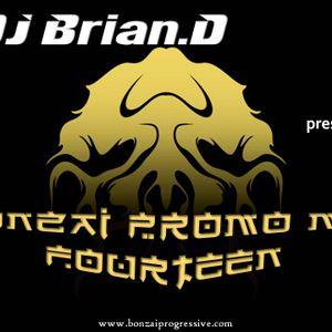 DJ Brian.D - Bonzai Promo Mix 14