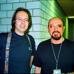 #353 - The Backbeat Experience - Interview with Ian Anderson of Jethro Tull on music and life